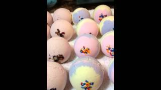 Bath bomb recipe Thumbnail