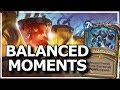 Hearthstone - Best of Balanced Moments