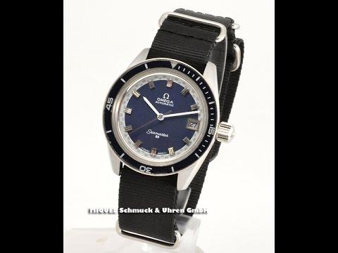 Vintage omega seamaster 60