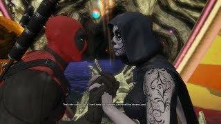 Deadpool Lady Death
