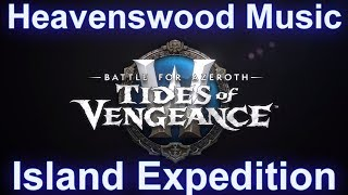 Havenswood Dark Forest Music | Island Expedition Music | Battle for Azeroth Music
