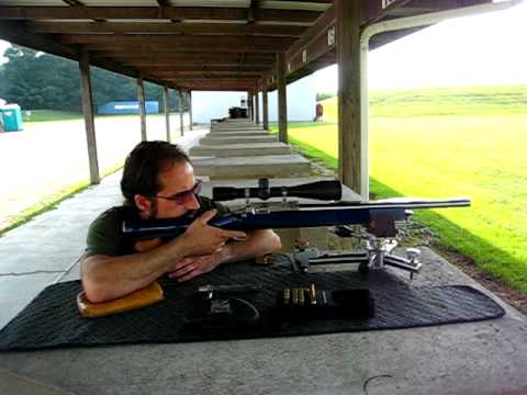Benchrest Shooting Free Recoil Youtube
