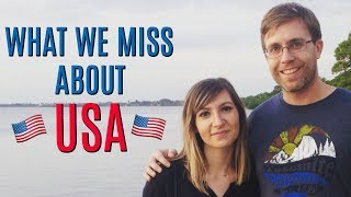 What We Miss About America   Interactive English Cultural Lesson