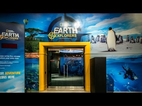 Earth Explorers at Museum of Science and Industry