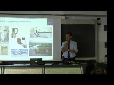 An Introduction to Innovation Strategy (Mario Calderini)