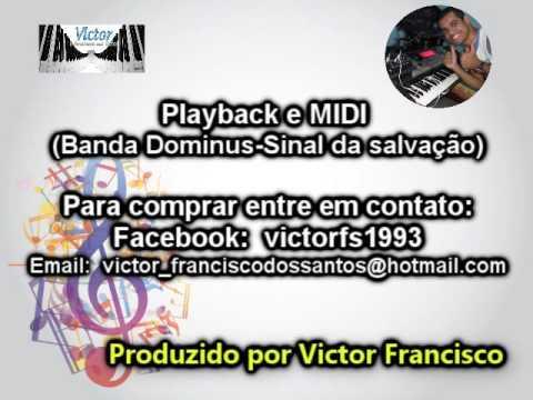 Banda Dominus-Sinal da salvação Playback e MIDI