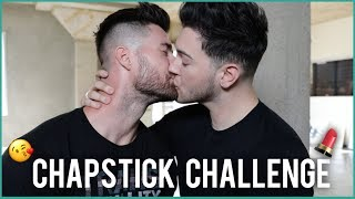 CHAPSTICK CHALLENGE WITH KYLE KRIEGER! thumbnail