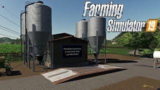 FARMING SIMULATOR 19 #167 LIVE - MOD EDIFICIO RAZIONE MISTA - GAMEPLAY ITA