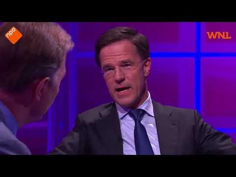 Rutte over Dijkhoff: 'Nu al klaar om mij op te volgen'