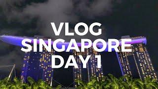 VLOG #2 Singapore Day 1