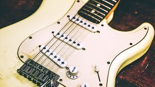Classic Blues Rock Guitar Backing Track Jam in B