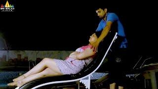 Badmash Pottey | Farukh Doing Body Massage to Asna Khan | Latest Hyderabadi Movie Scenes
