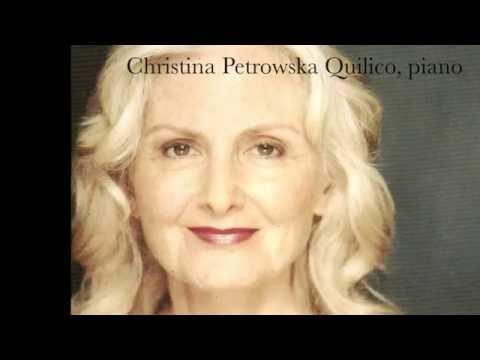 Christina Petrowska Quilico: Rigoletto Paraphrase by Franz Liszt