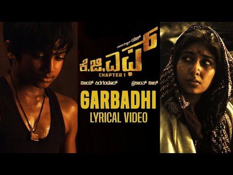 Download #KGF#Yash #Ringtone  Garbadhi Song with Lyrics | KGF Kannada Movie | Yash |