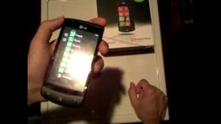 (Part2of2) Personal opinion review and criticism: LG Optimus 7 LG-E900h Windows Phone 7.5 Smartphone