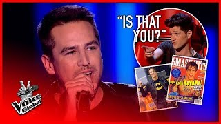 Does this FORMER CHILD STAR make The Voice' coaches turn? | STORIES #18