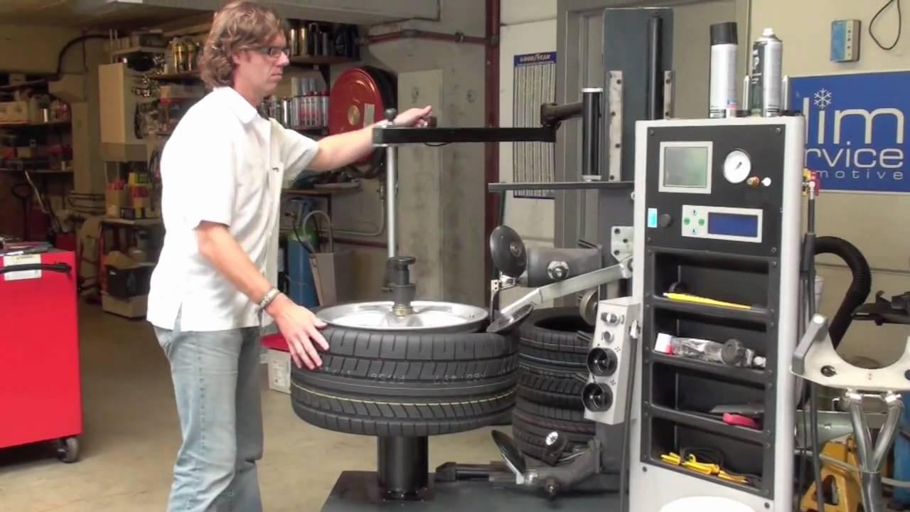 Montage pneu haute perfomance auto services passion for Garage montage pneu