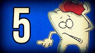 видео Что делать если болит зуб мудрости. Лечение воспаления зуба мудрости. Хирургическая стоматология.