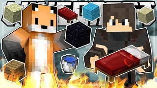 THE UNBREAKABLE BED CHALLENGE w/ KOIL! - Minecraft Bed Wars