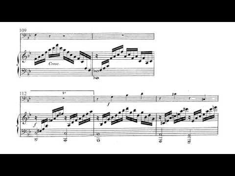 Louise Farrenc -  Cello Sonata in B Flat Major, Op.46: 1. Allegro Moderato