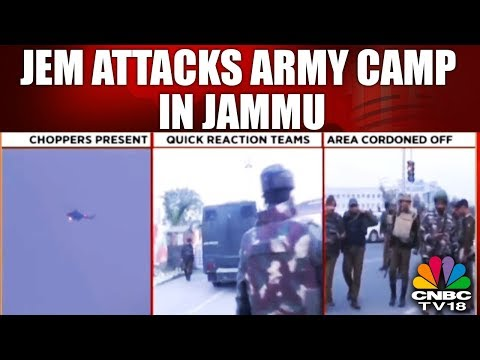 JeM Attacks Army Camp in Jammu | Massive Search Operation Underway | Ground Report
