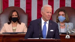 President Joe Biden: 'America is the most unique idea in history'