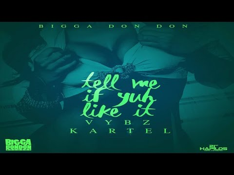 Vybz Kartel - Tell Me If You Like It (Official Audio)