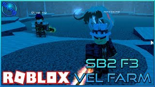 Floor 3 Vel Farm {} ROBLOX - Swordburst 2