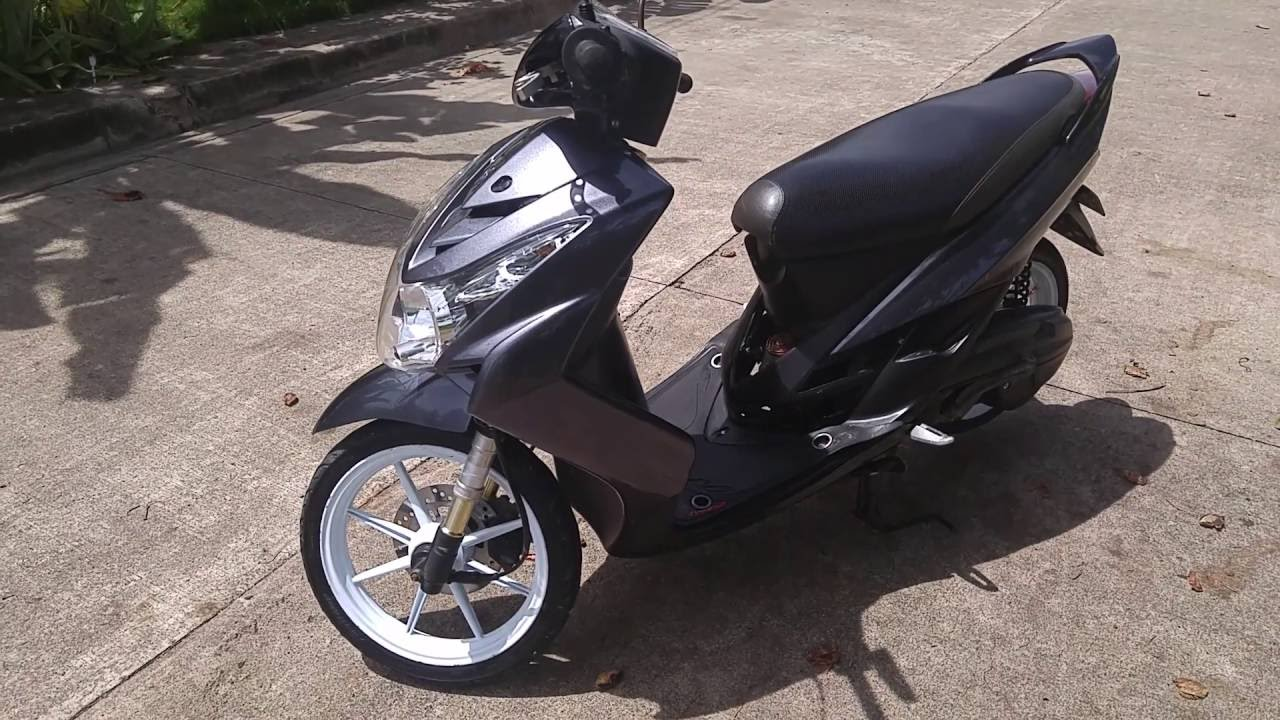 2011 yamaha mio soul for sale