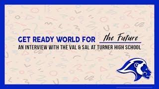 Interview with Valedictorian & Salutatorian | R.L. Turner High School