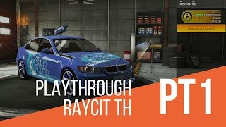 Raycity [TH] Playthrough #1 [HD] video