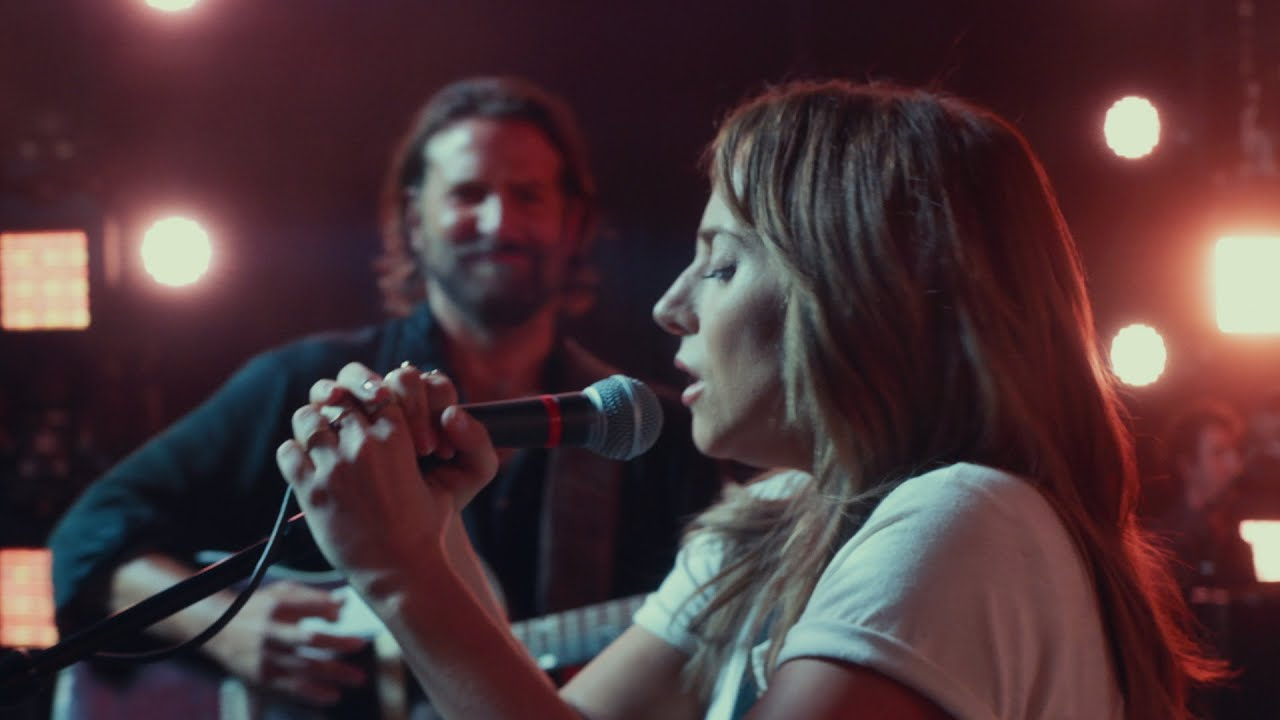 A STAR IS BORN - Officiell trailer #1 HD SE