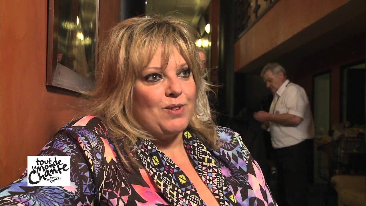 Ange Gardien : Laurence Boccolini à L'Olympia 2011 - YouTube