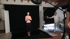 Color Splash - Photoshooting - Farbshooting - Making Of - Fotoshooting