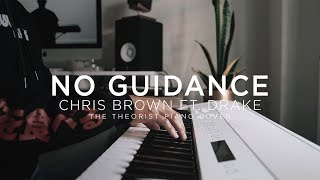 Baixar Chris Brown ft. Drake - No Guidance | The Theorist Piano Cover