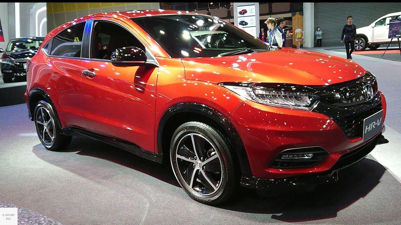 Honda HR-V 2020 phiên bản RS 1.8 i-VTEC màu đỏ