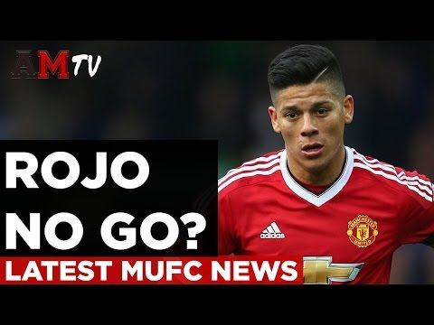 Marcos Rojo: No Go? | Latest Manchester United News | Transfer News