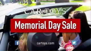 Car Toys Memorial Day 2019