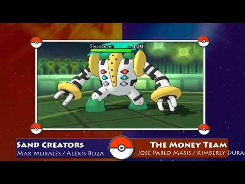 MBL Costa Rica Sand Creators vs The Money Team