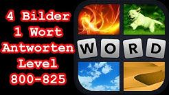 4 Bilder 1 Wort - Level 800-825 - Löse 5 Rätsel aus dem Bereich Architektur - Lösungen Antworten