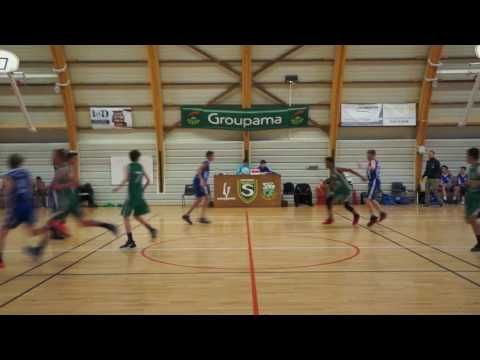 Match SLB vs SIMILIENNE U15 ELITE 19/03/17