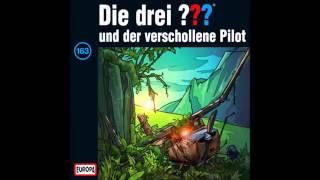Die drei Fragezeichen 163 -  Der verschollene Pilot ( GANZE FOLGE ) [Download]
