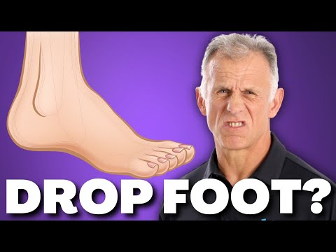 10 Exercises for Foot Drop after Stroke, Nerve, or Muscle Damage (Weak Ankle & Foot).