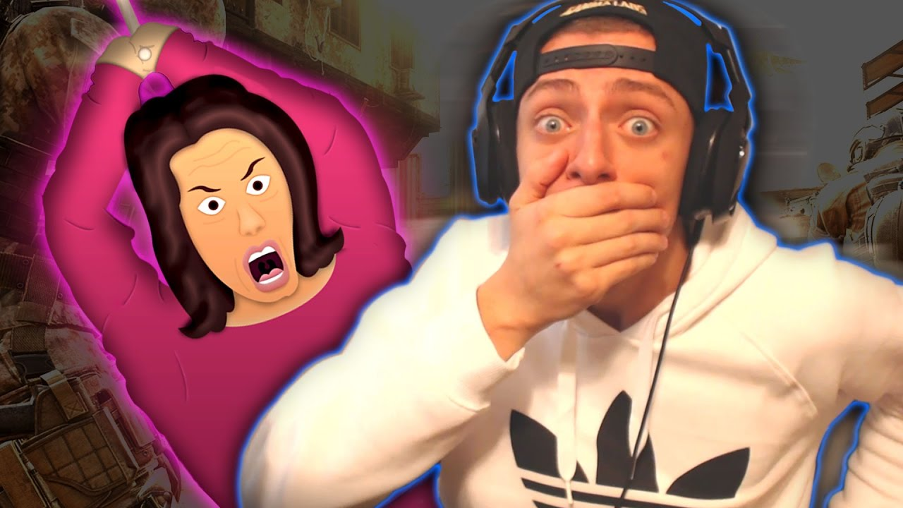 Angry Mom Catches Son Cussing On Modern Warfare Remastered