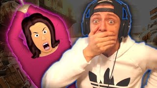 Angry Mom Catches Son CUSSING on Modern Warfare Remastered!