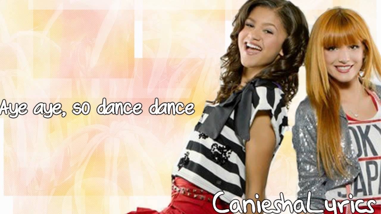 Download Shake It Up - Geraldo Sandell & Ricky Luna - Just Wanna Dance (Lyrics Video) HD