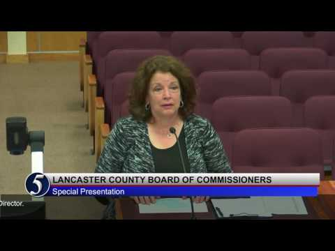 Lancaster County Board of Commissioners October 18, 2016