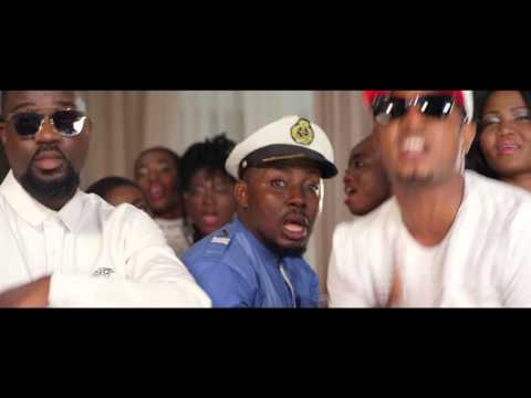D Cryme X Sarkodie  - KOKO SAKORA (Official Video)