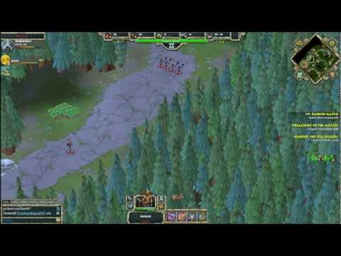How To Play VS Egypt As Greek - Age Of Empires Online (AoEO) PVP Quest Commentary