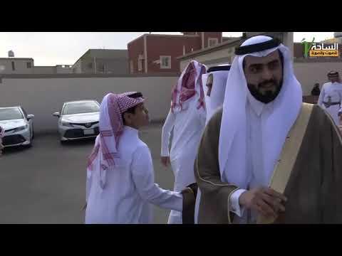 حفل زواج  الملازم اول / عبد الرحمن عوض ال مزوام والمهندس / سعد عوض ال مزوام